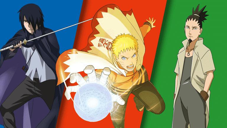 naruto shinden anime