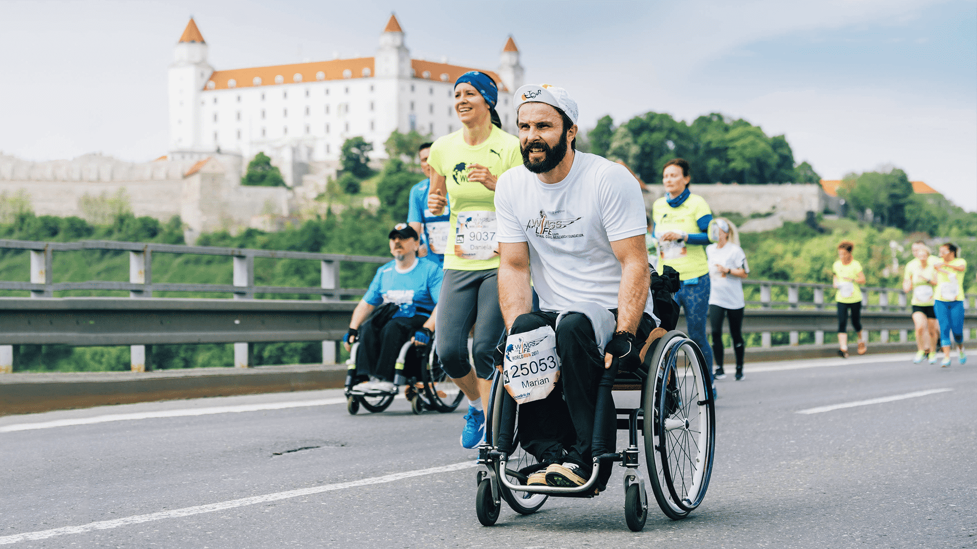 Wings for Life World Run na Slovensku