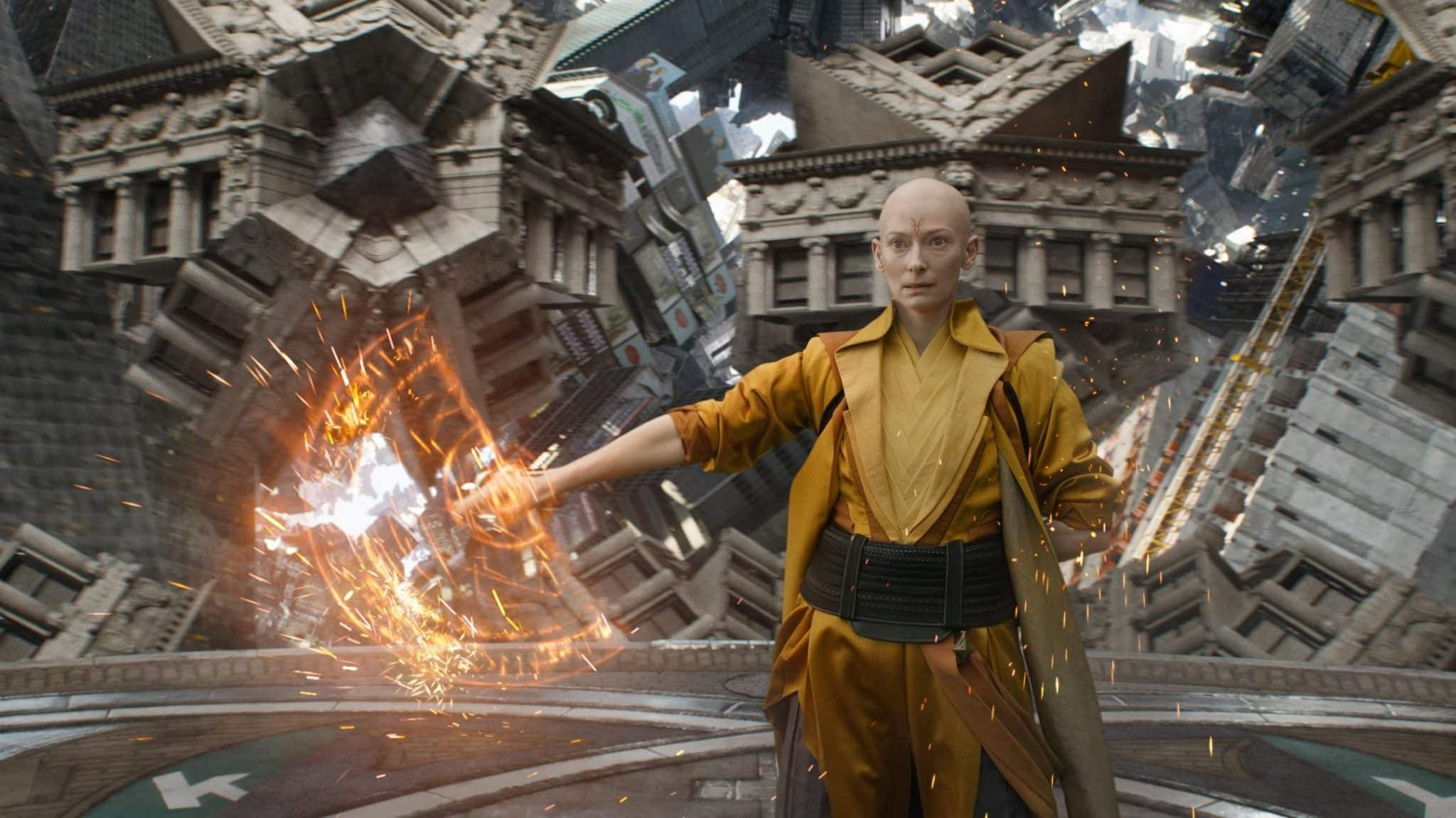 doctor strange tilda winton the ancient one