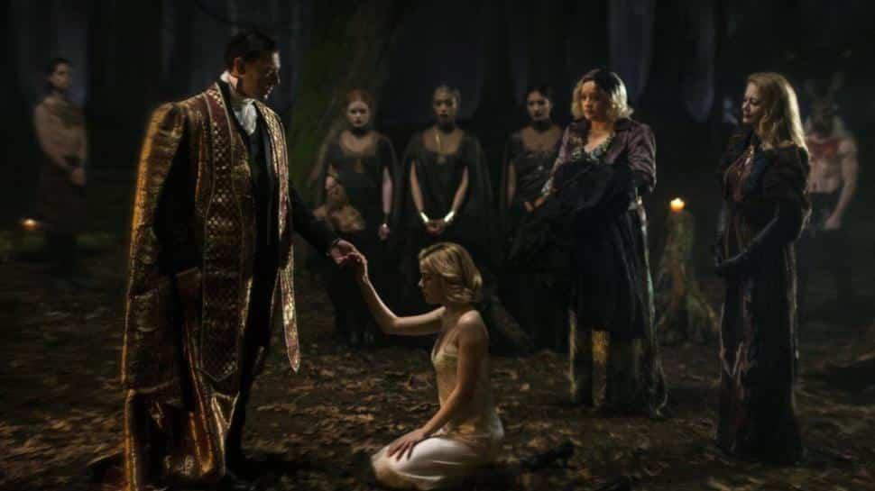 Dark baptism