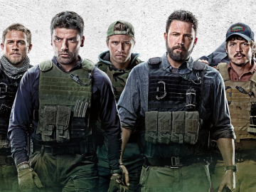 trailer na film triple frontier