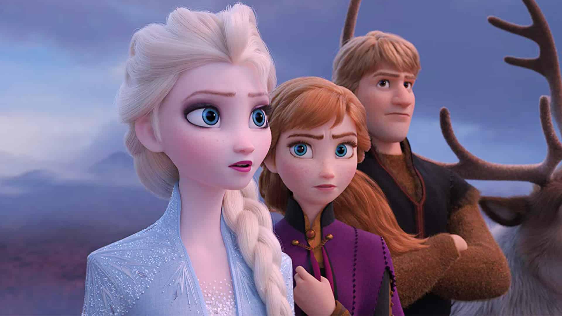 Ľadové Kráľovstvo 2 trailer