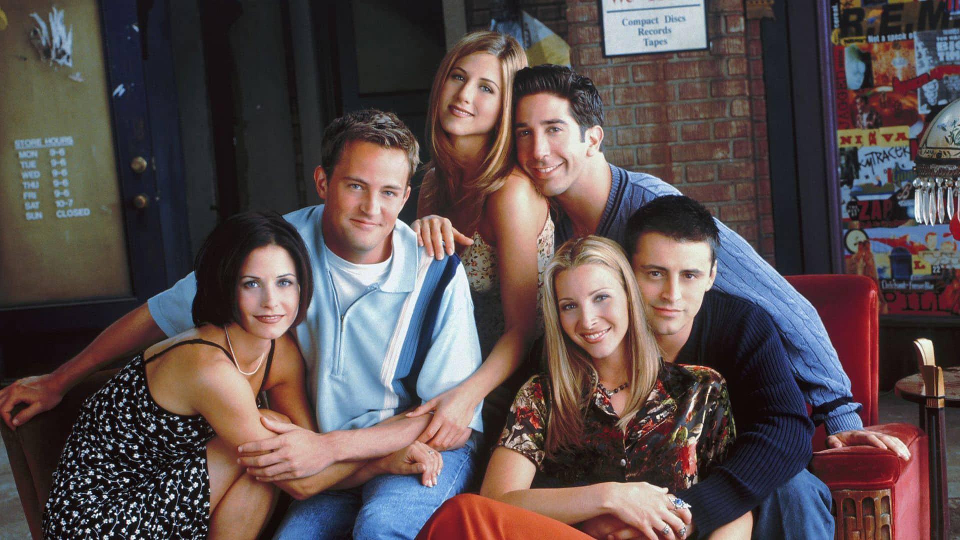 TIP na seriál: Priatelia | Legendárny sitkom o šiestich kamarátoch