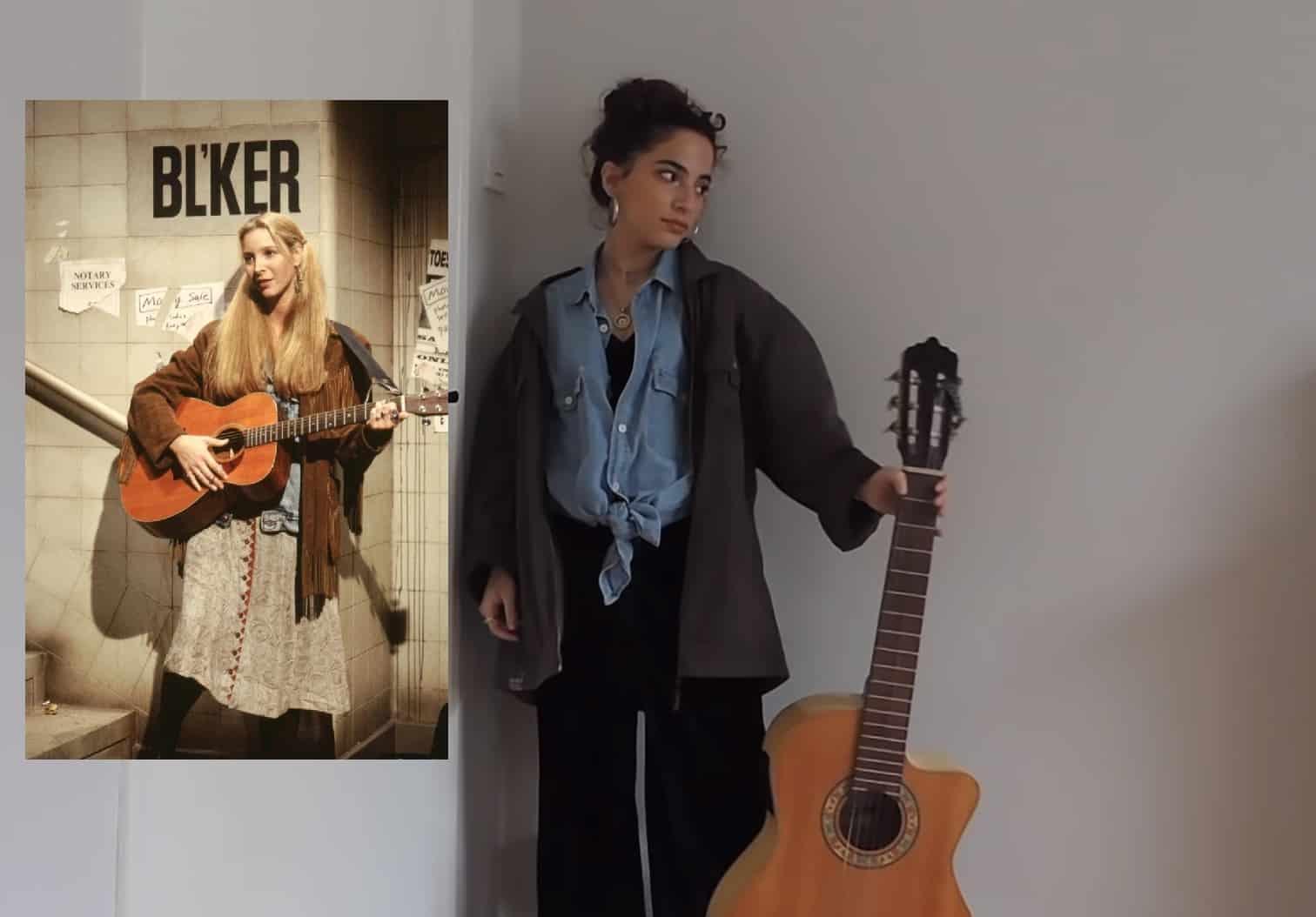 Phoebe - gitara
