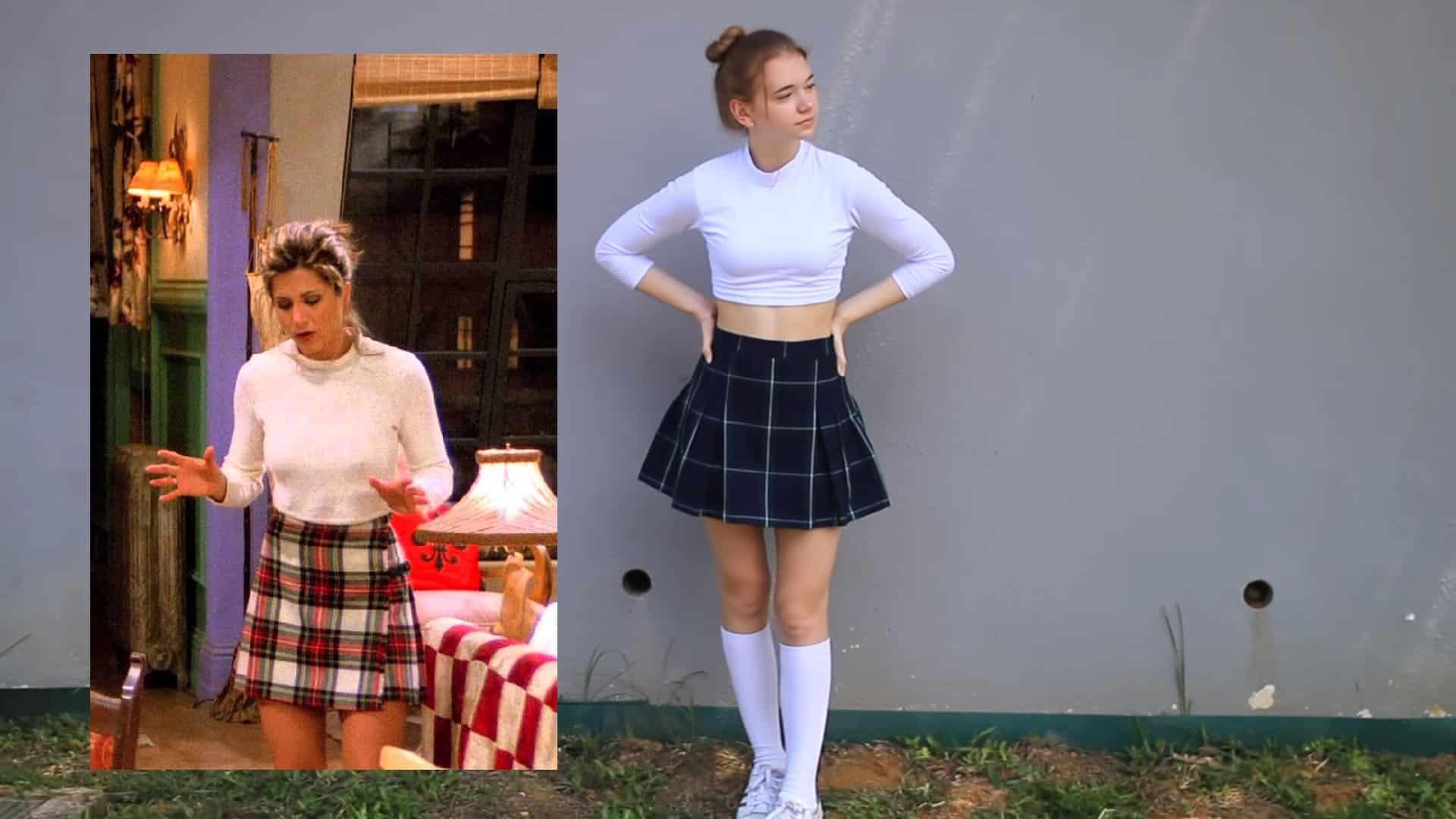 Rachel - sukňa