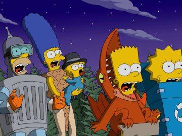 TOP 5 fanúšikovských teórii o populárnom seriáli Simpsonovci