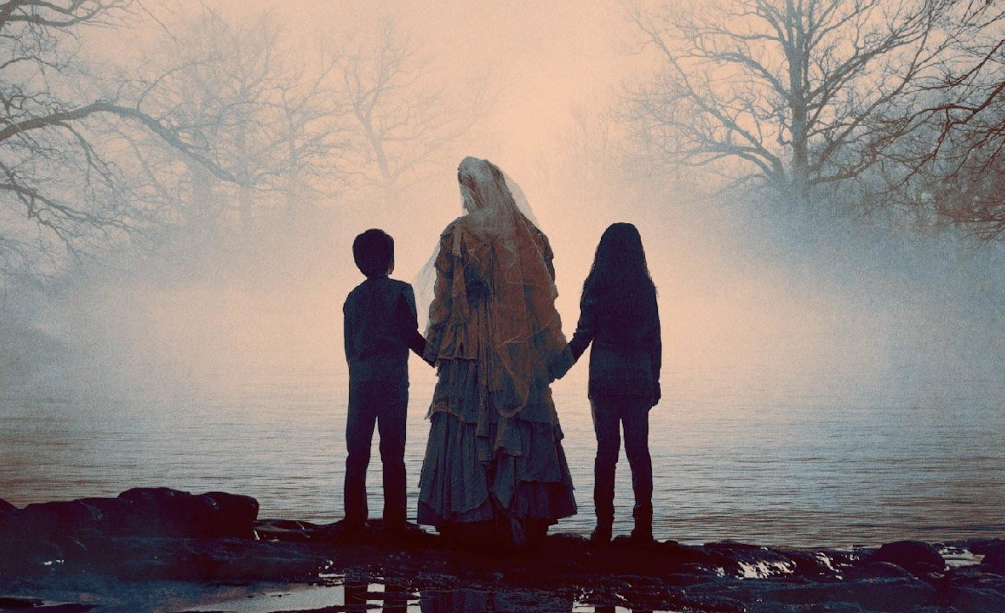 Horor Kliatba kvíliacej ženy