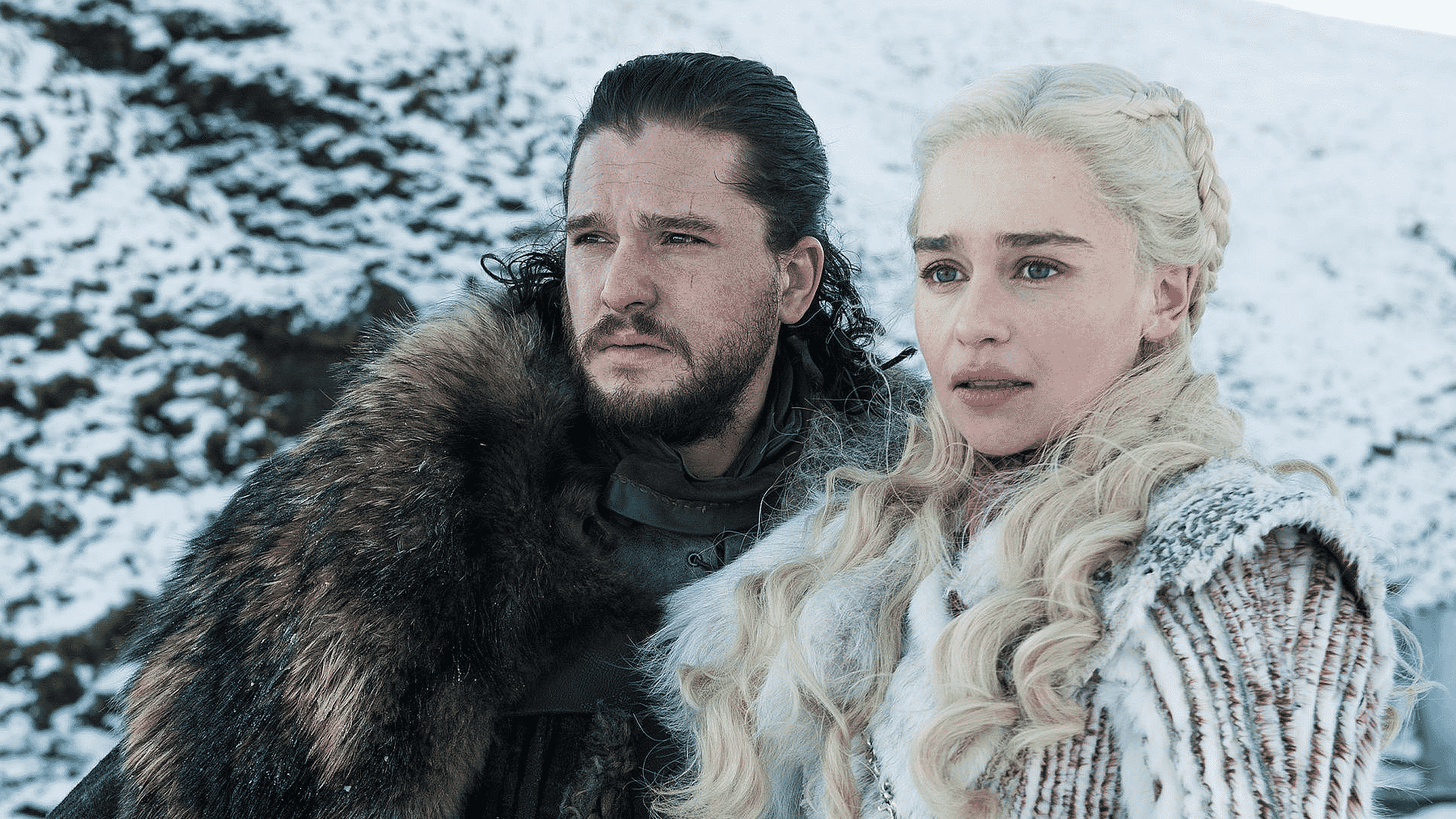 má Jon sneh háčik s daenerys Zoznamka hvor lang TID