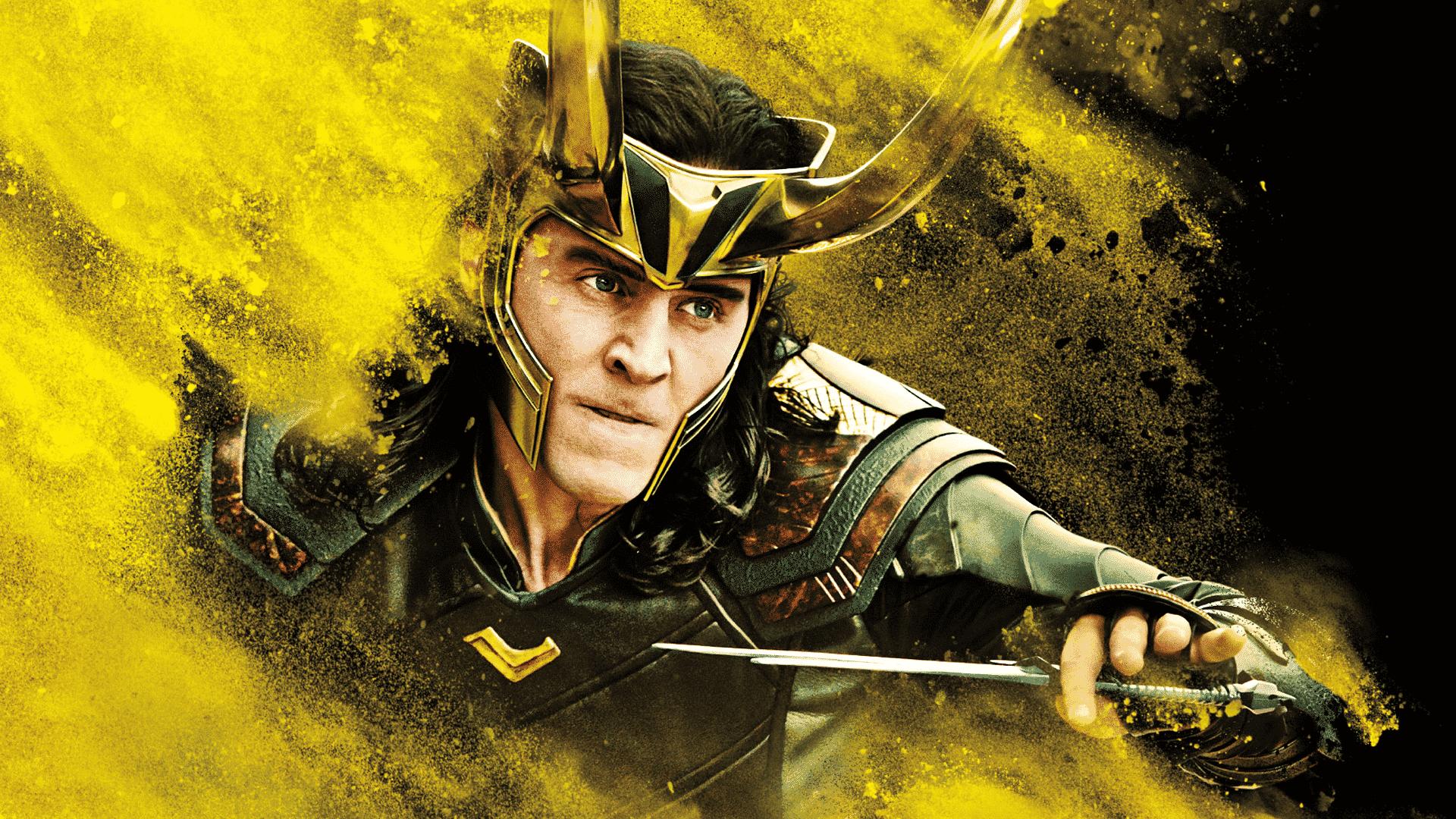 Marvel seriál Loki