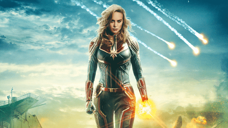 captain marvel super bowl trailer