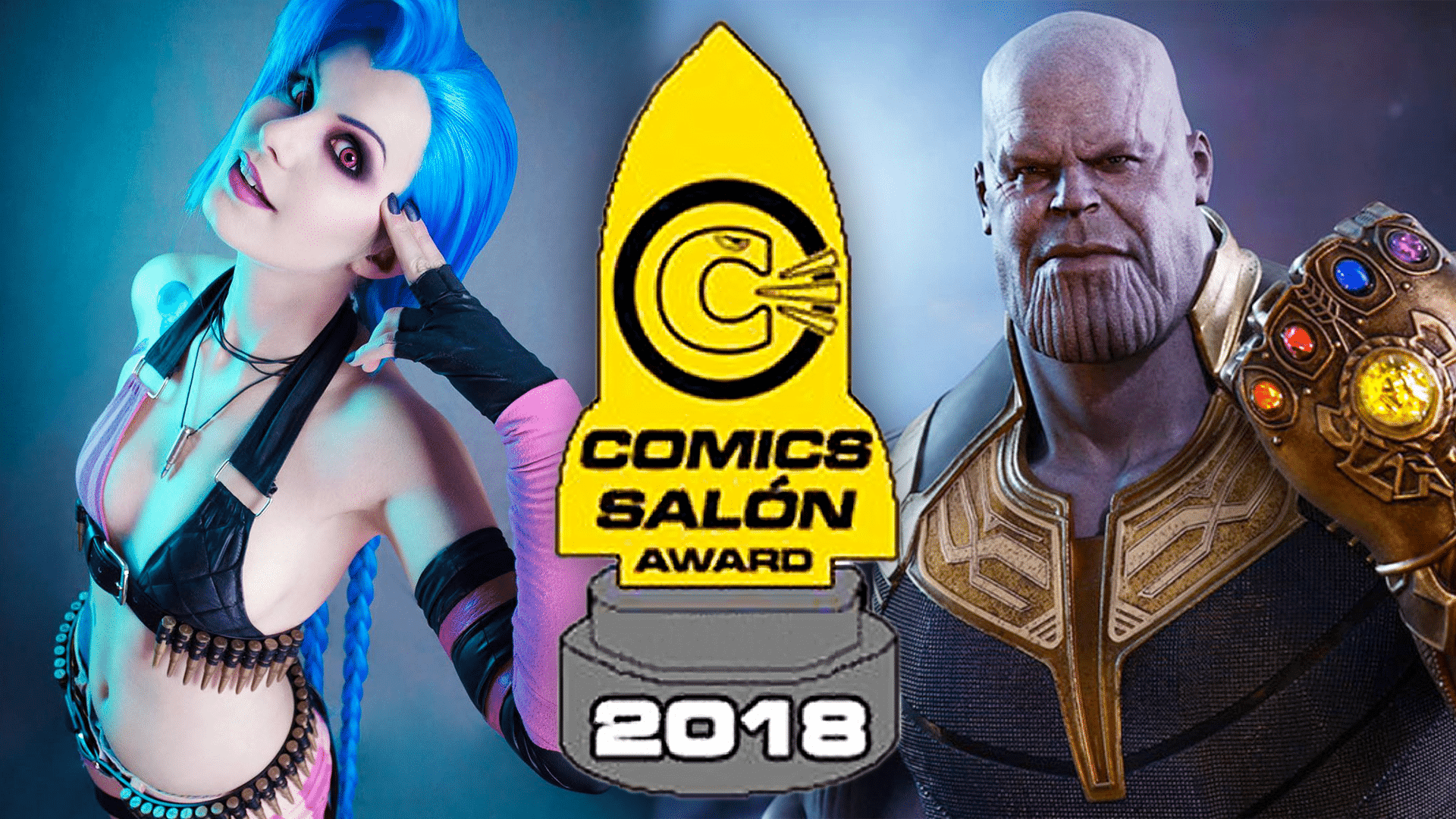 comics salón award 2018