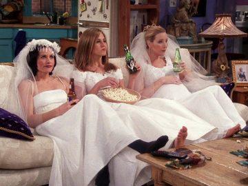 Ako sa obliekať v štýle 90. rokov ako dievčatá zo seriálu Priatelia?