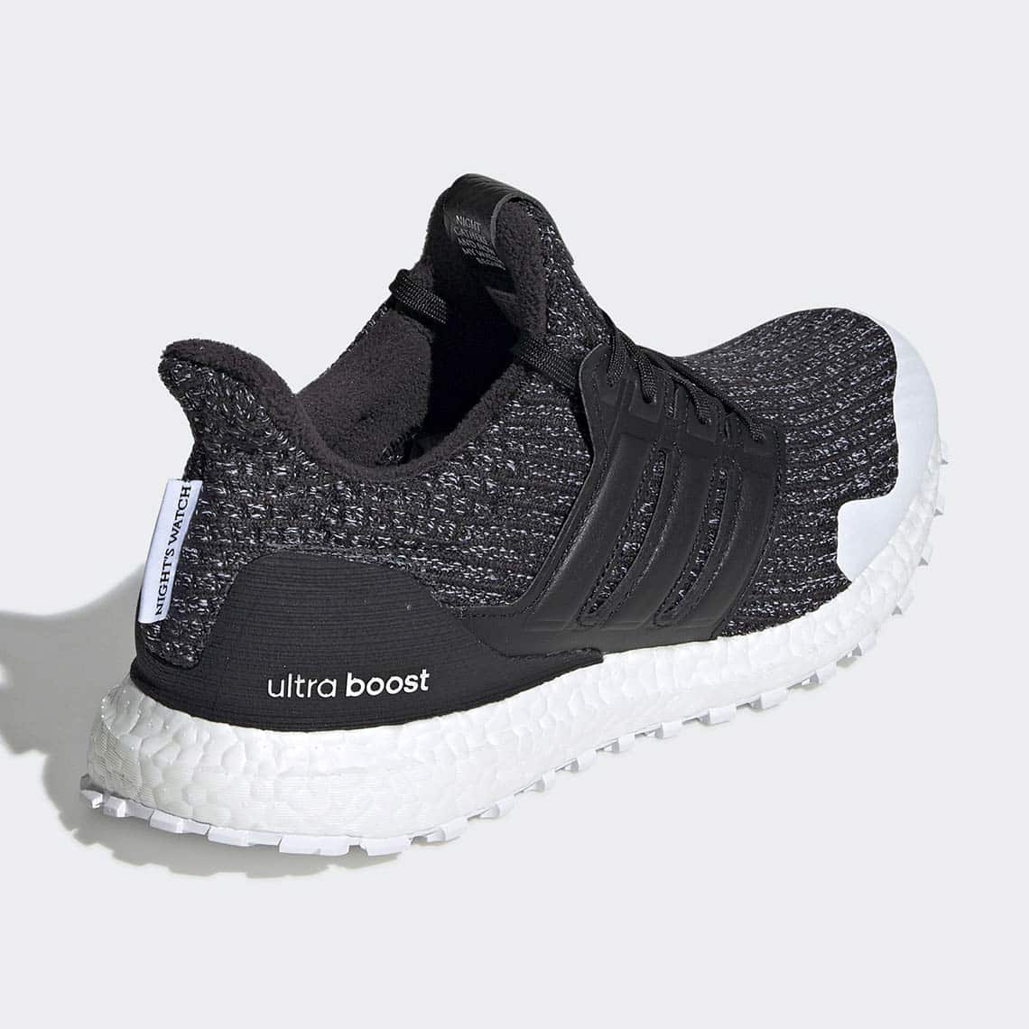 """Game Of Thrones x adidas Ultra Boost """"Night's Watch"""""""