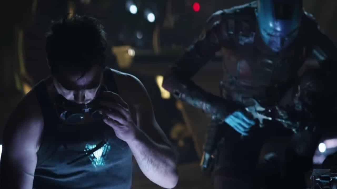trailer na avengers: endgame rozbor