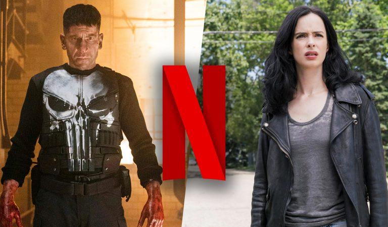 Poznáme osudy seriálov The Punisher a Jessica Jones! Prežili masaker od Netflixu?