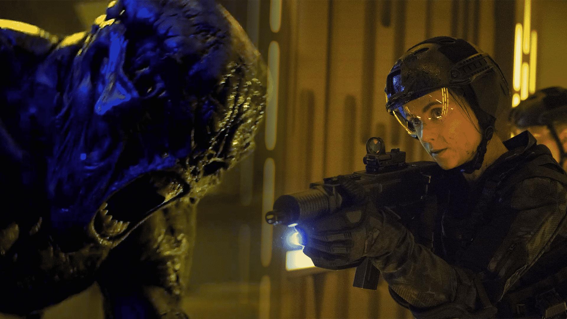 Prvý trailer na film Doom: Annihilation vyzerá príšerne ...