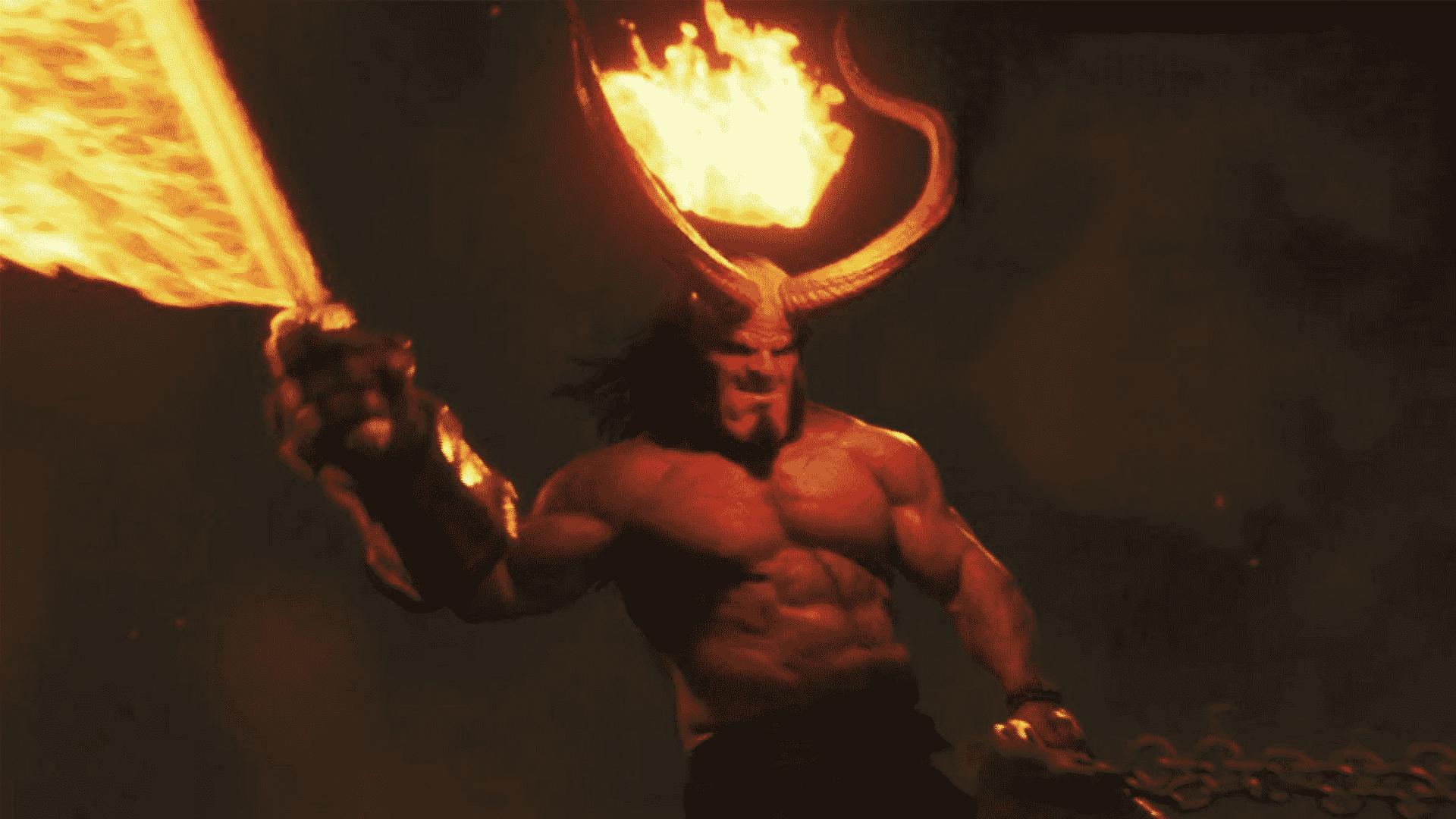 Hellboy druhý trailer