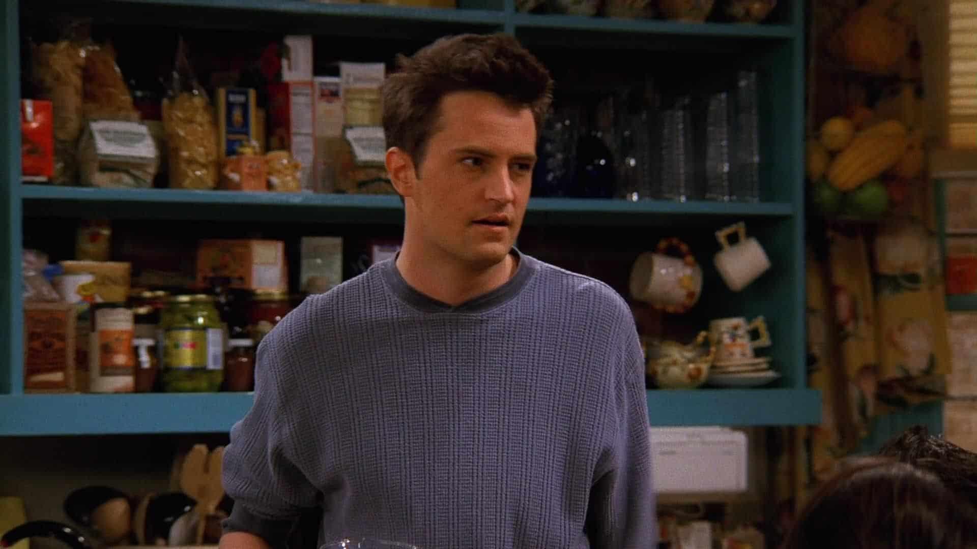 TOP 10 najlepších Chandlerovych hlášok zo seriálu Priatelia