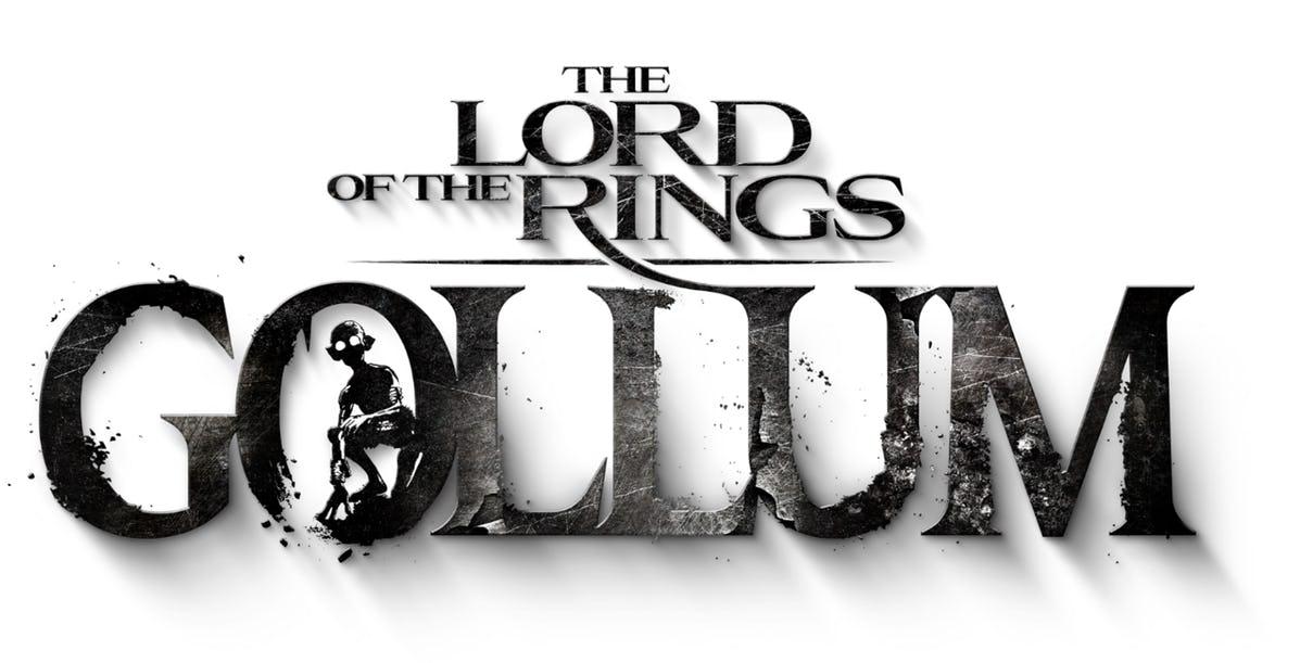 logo hry pán prsteňov glum