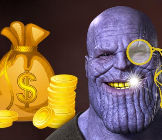 tržby filmu avengers: endgame