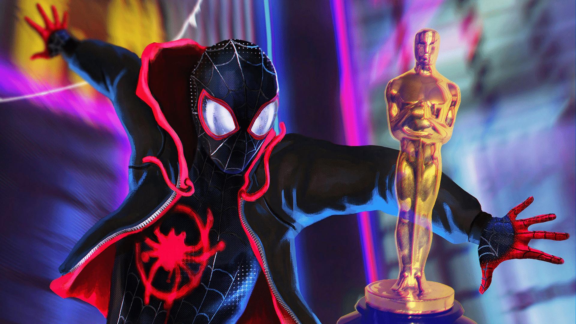 spider-man: paralelne svety