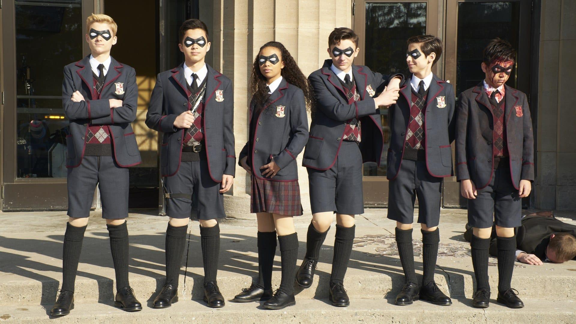 TIP na seriál: The Umbrella Academy | Príbeh o neobyčajných deťoch