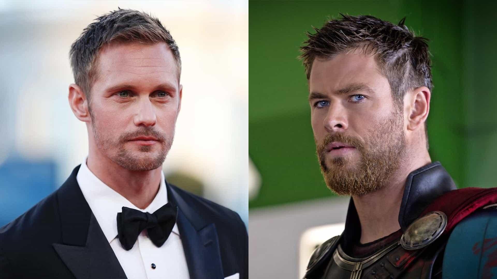 Alexander Skarsgard ako Thor