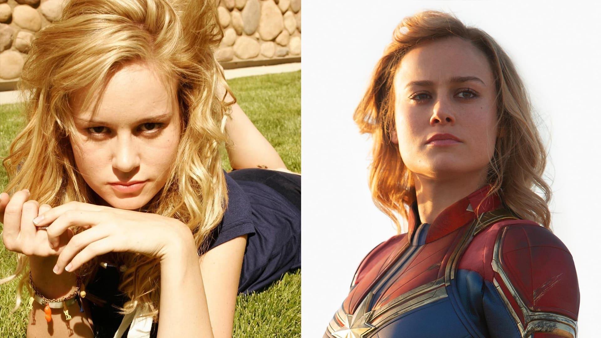 Brie Larson ako Captain Marvel