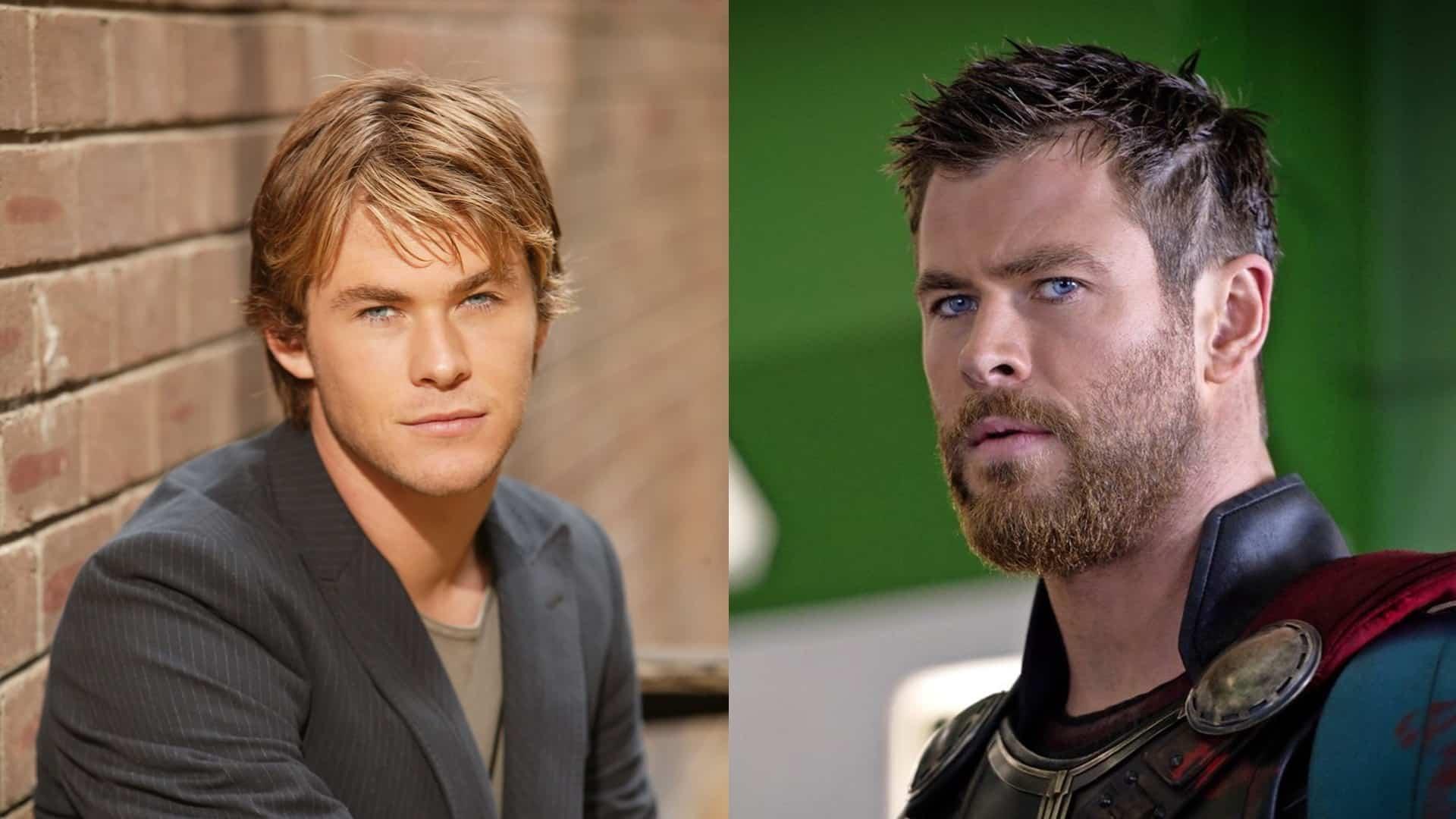 Chris Hemsworth ako Thor