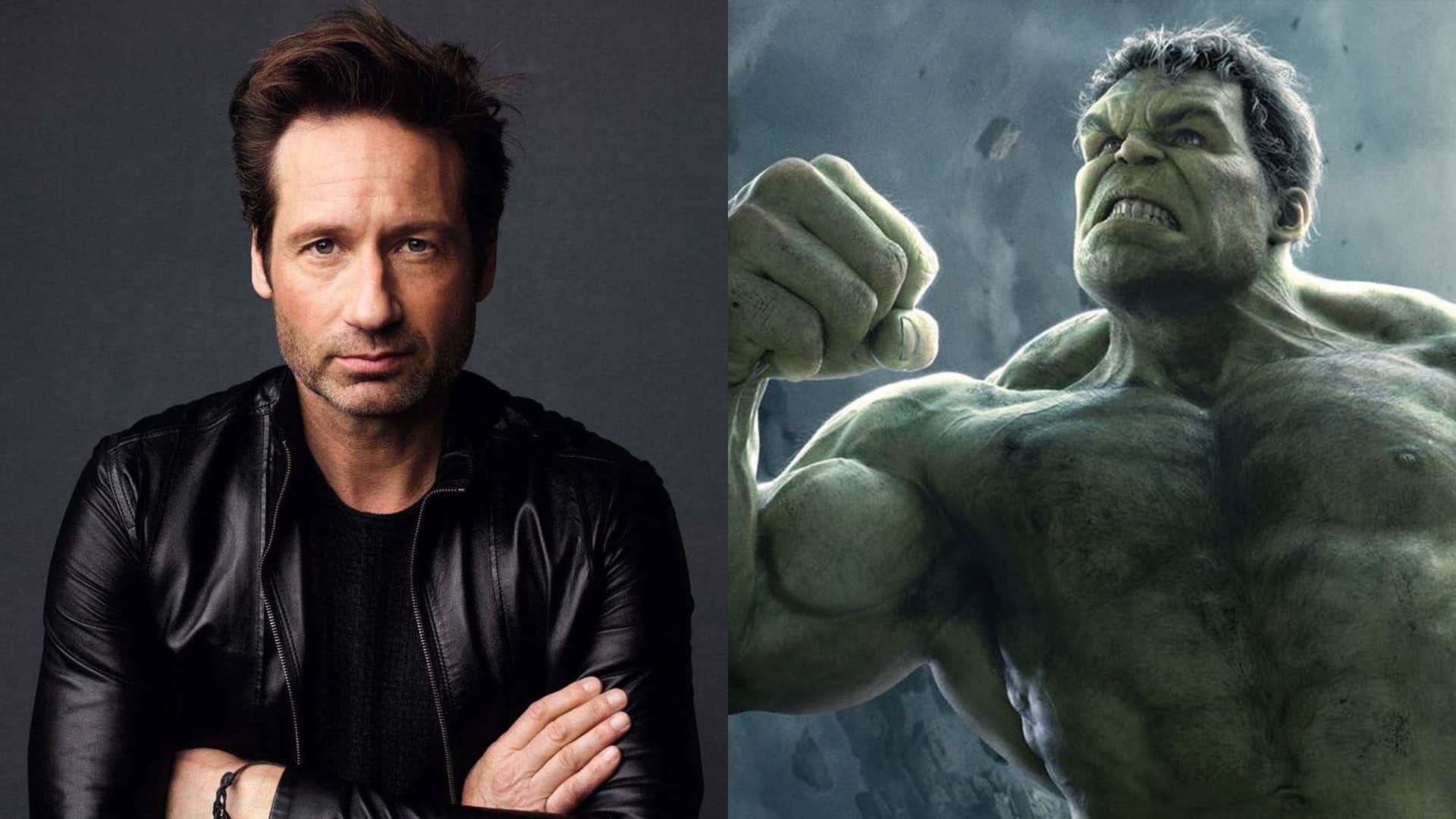 David Duchovny ako Hulk