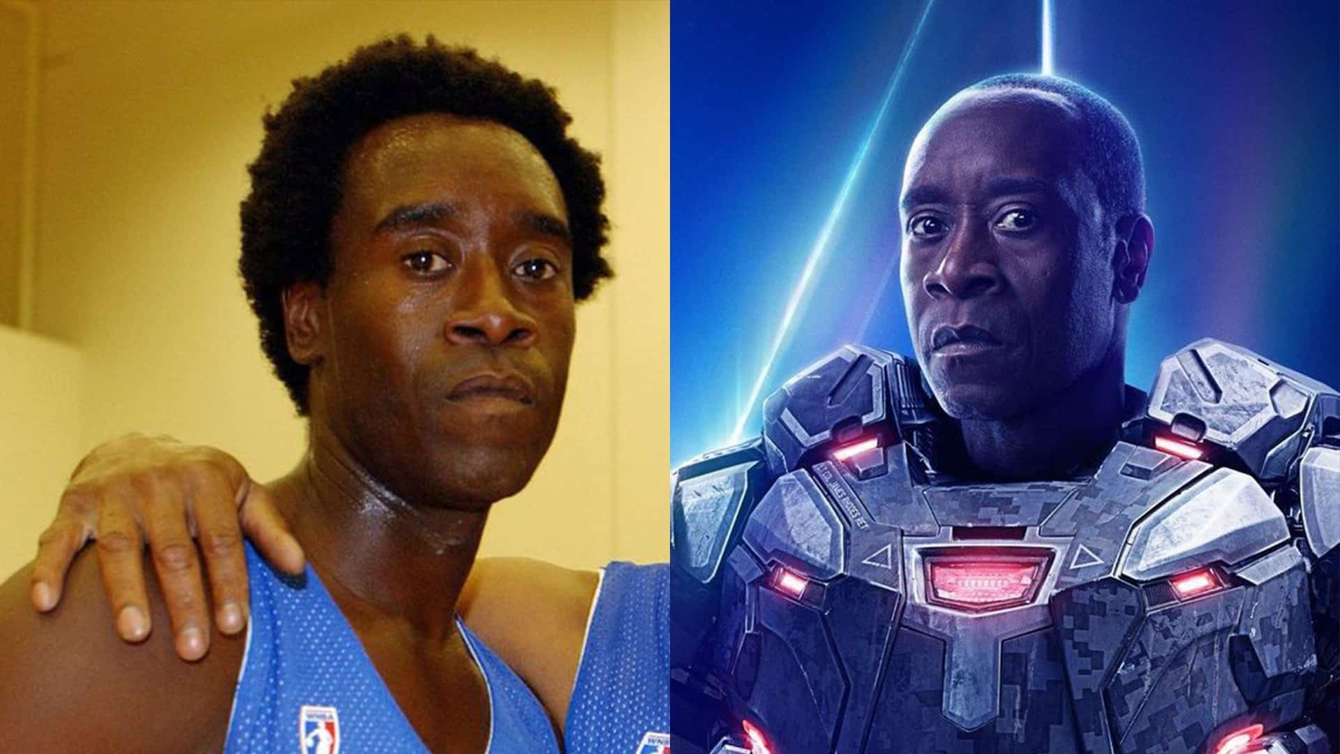 Don Cheadle ako War Machine