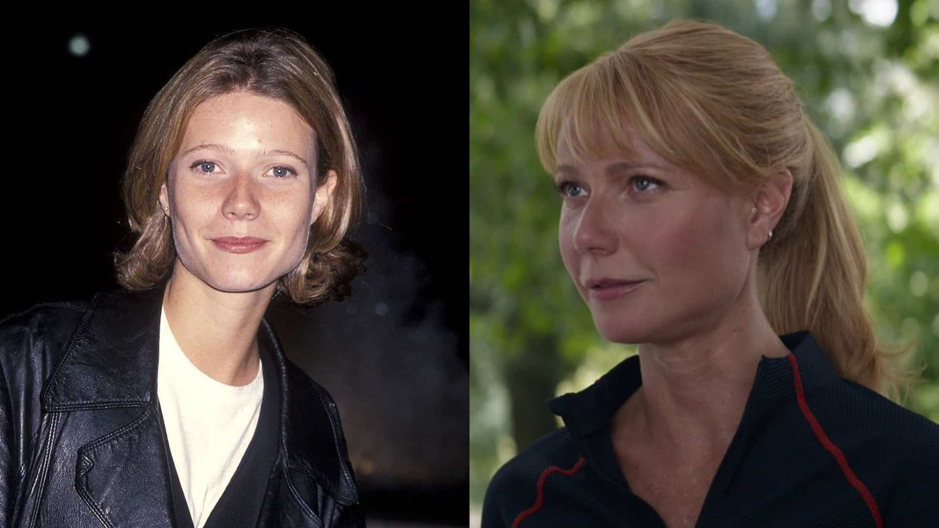 Gwyneth Paltrow ako Pepper Potts