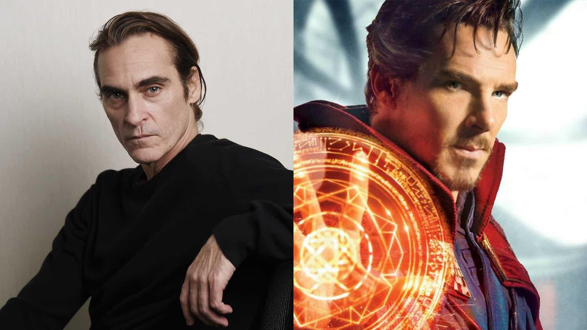 Joaquin Phoenix ako Doctor Strange