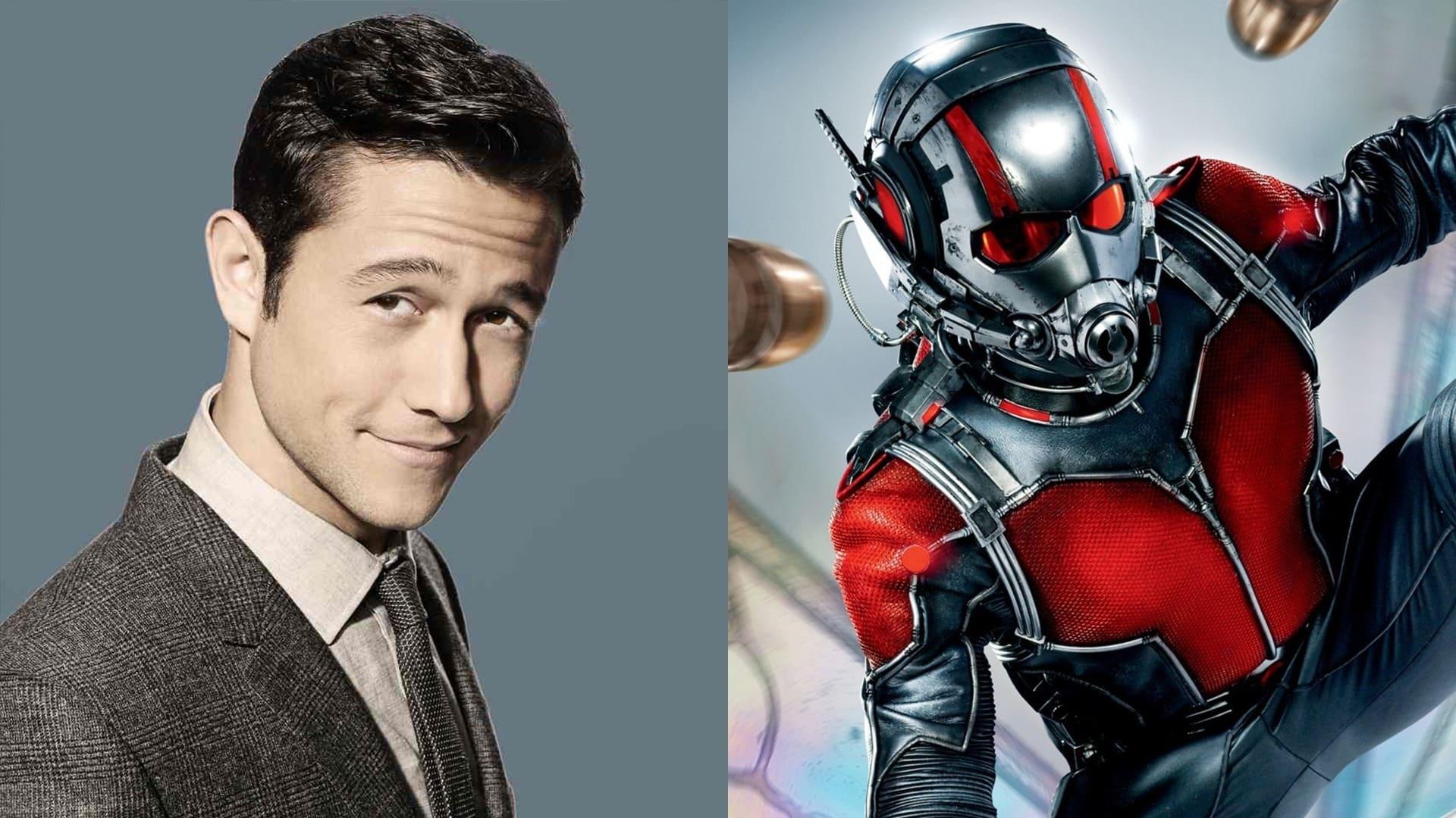 Joseph Gordon-Levitt ako Ant-Man