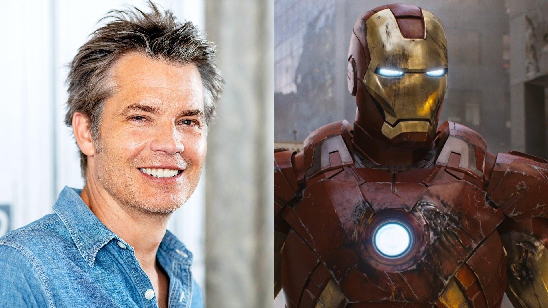 Timothy Olyphant ako Iron Man