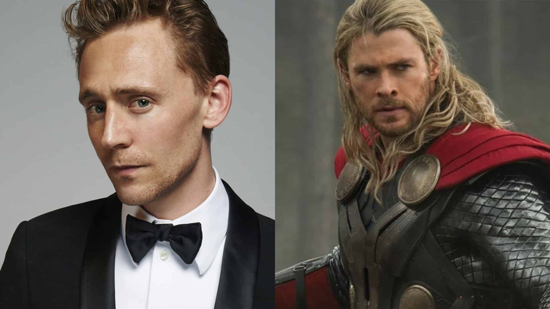 Tom Hiddleston ako Thor