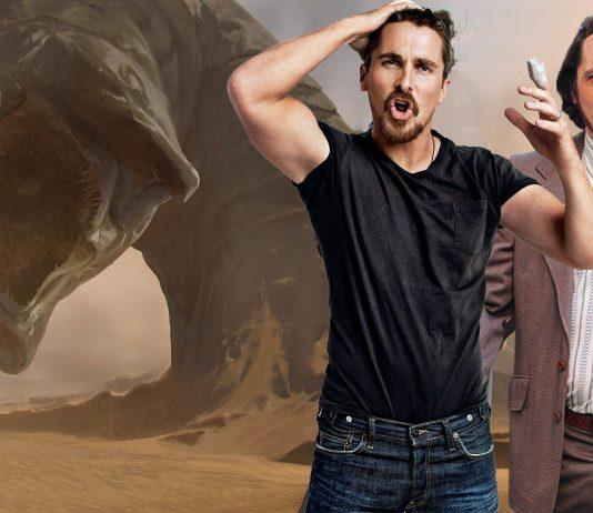 Christian Bale pribral 20 ton