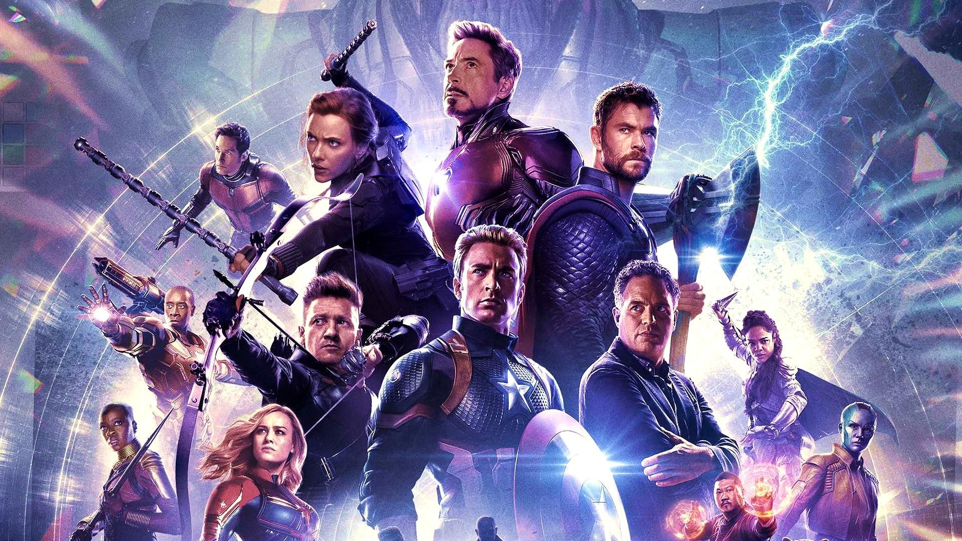avengers: endgame recenzia