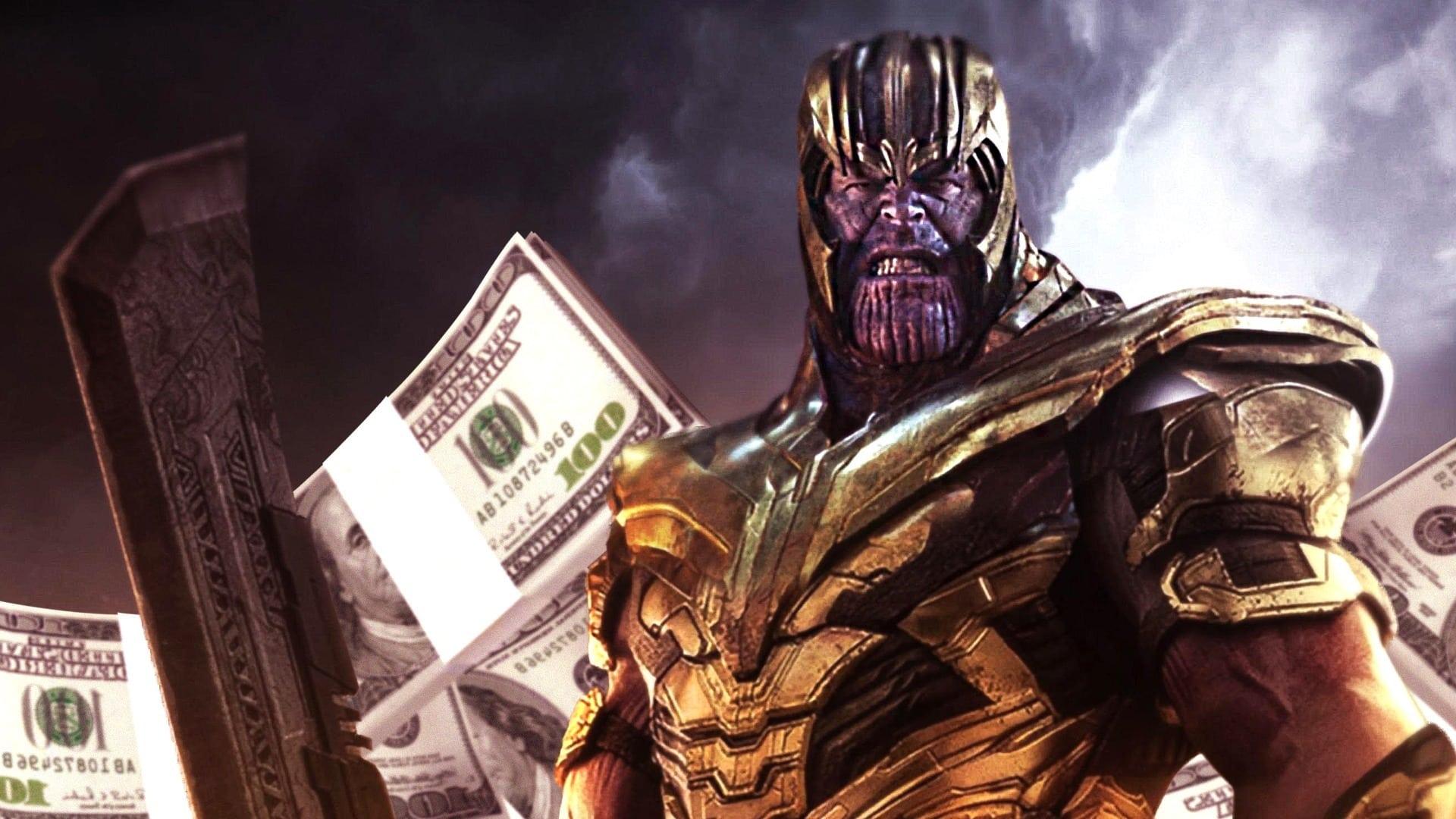 Koľko stál Avengers: Endgame