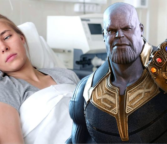 V nemocnici kvôli Avengers: Endgame