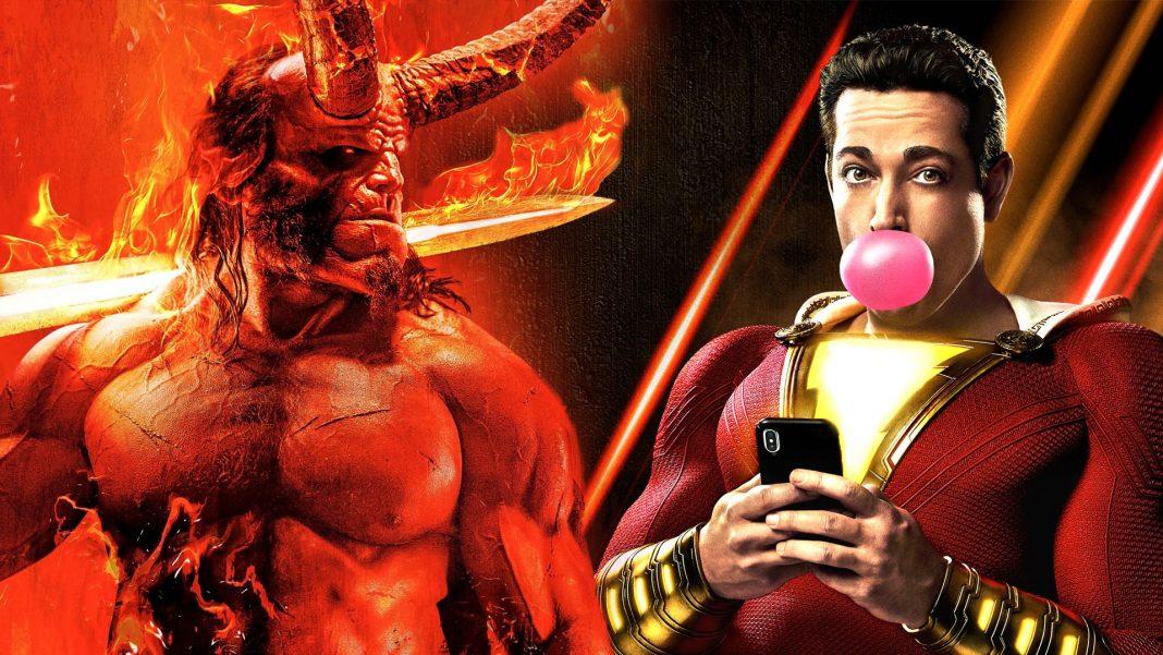tržby filmu hellboy
