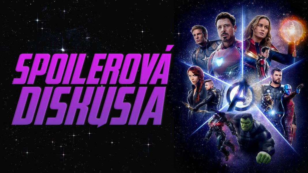 Diskusia ku filmu Avengers: Endgame