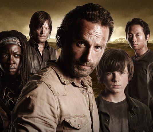 TIP na seriál: The Walking Dead   Apokalyptický seriál o invázii zombie