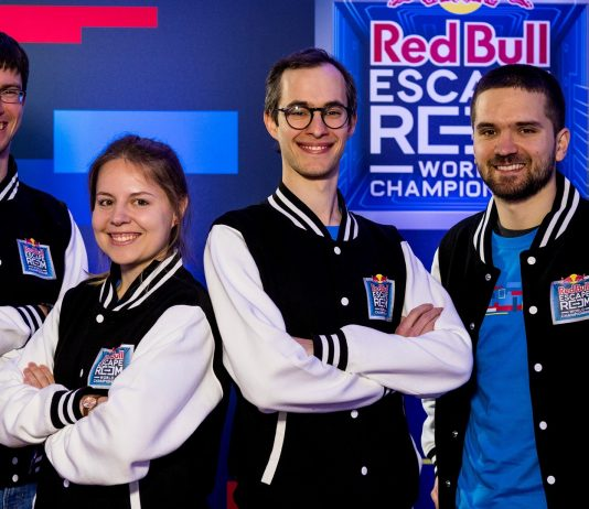 Red Bull Escape Room World Championship
