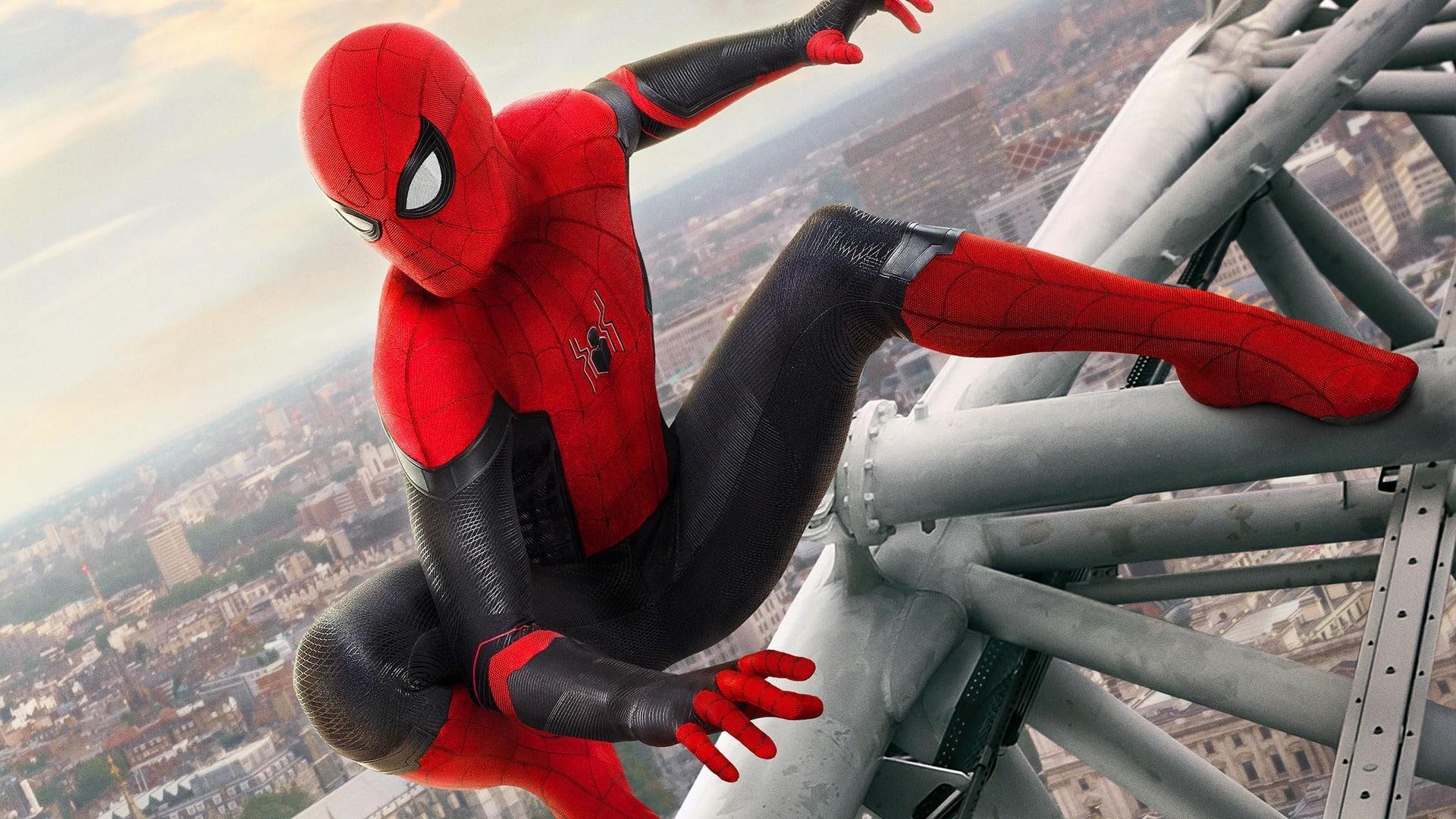 trailer na spider-man
