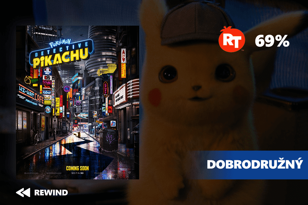 Detektív Pikachu