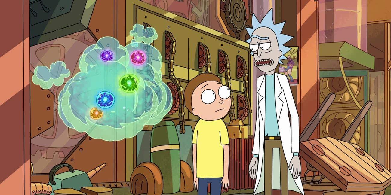 Najlepšie epizódy seriálu Rick a Morty