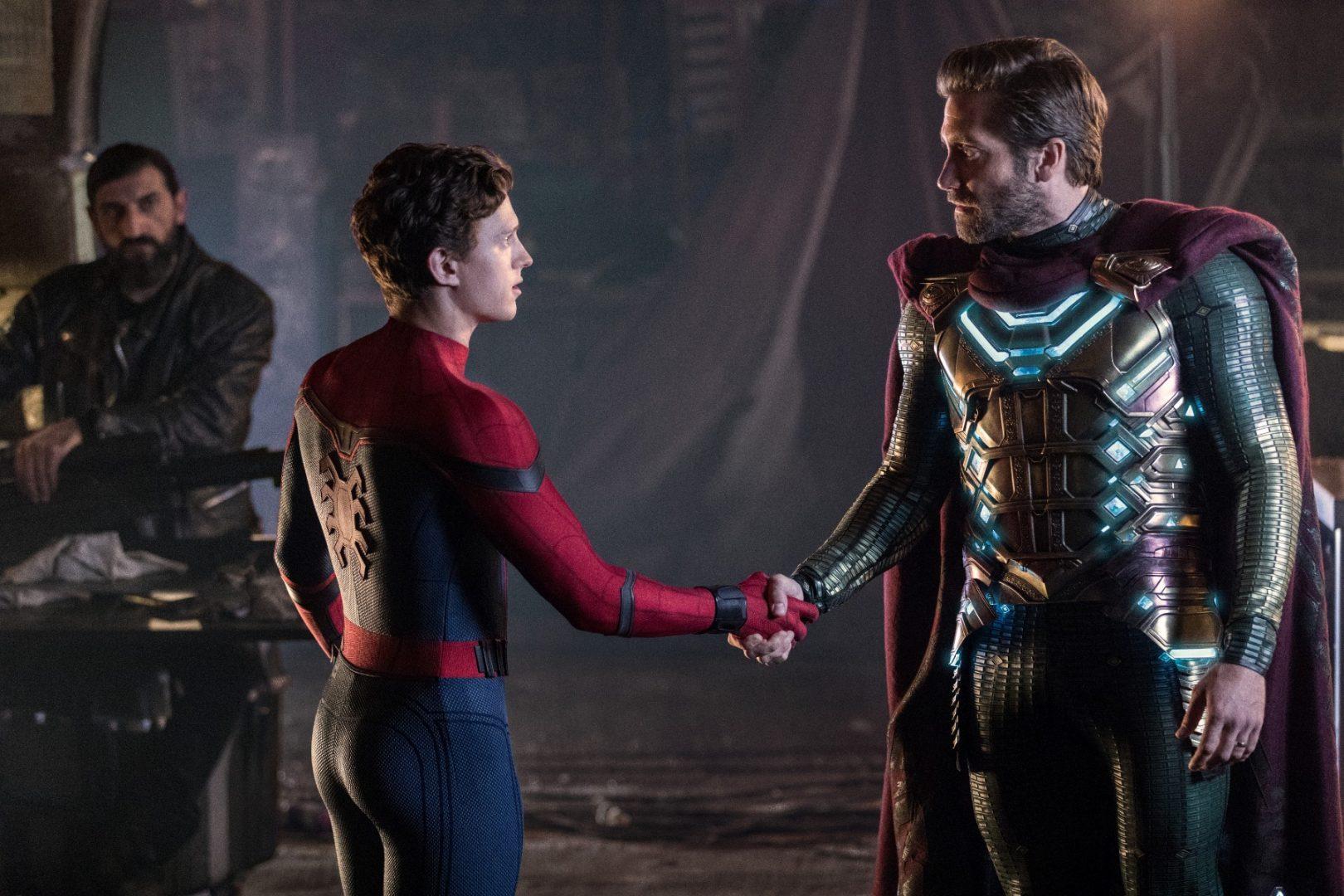 Prvé reakcie na Spider-Man: Ďaleko od domova