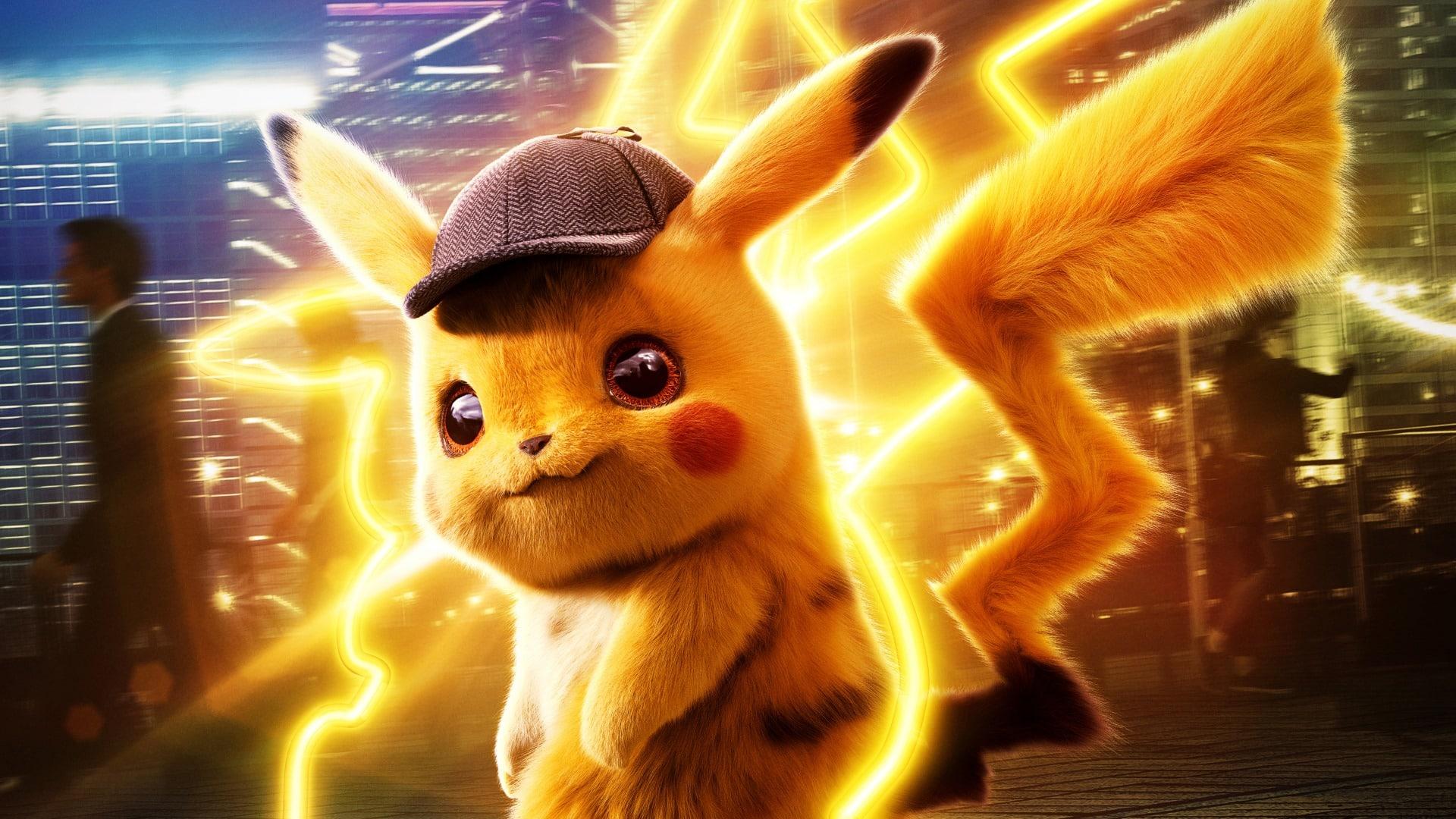Najlepší herný film v histórii? | Pokémon Detektív Pikachu ...