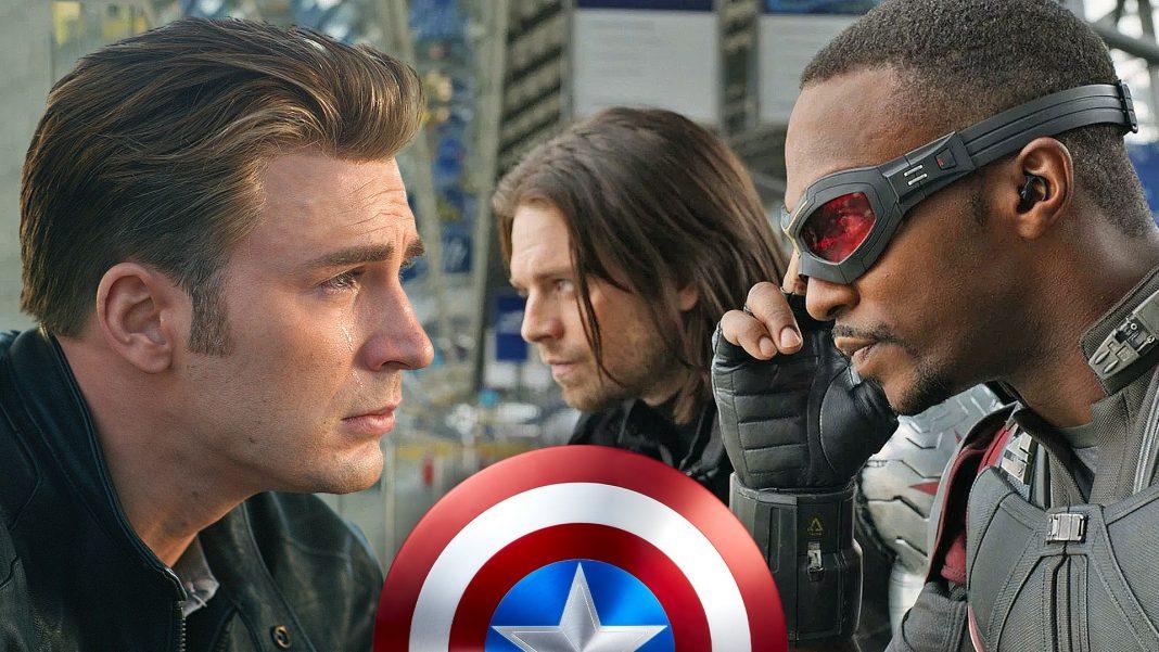 marvel seriál Falcon & Winter Soldier captain america